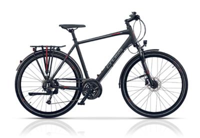 Trekking bike - rayosdesolbicicletas