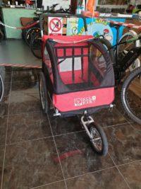 noleggio basic rent con carrozzina omologato per il trasporto di due bimbi