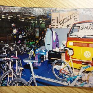 GIMAR hi-tech Bikes Fiere di Parma 1990