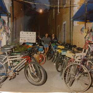 Gimar hi-tech bikes Parma 1988