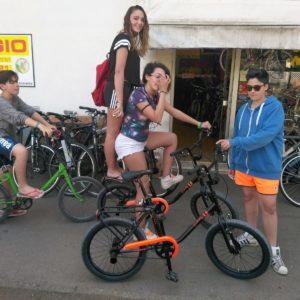 I giovani RdS Cicli Marina di Massa