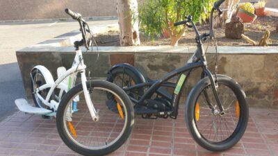 stepper bike